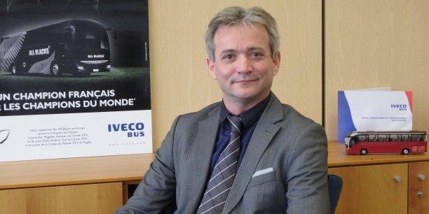 Olivier Michard.