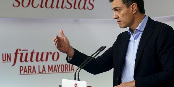 Pedro Sánchez, sera-t-il capable de former une coalition de gauche ?