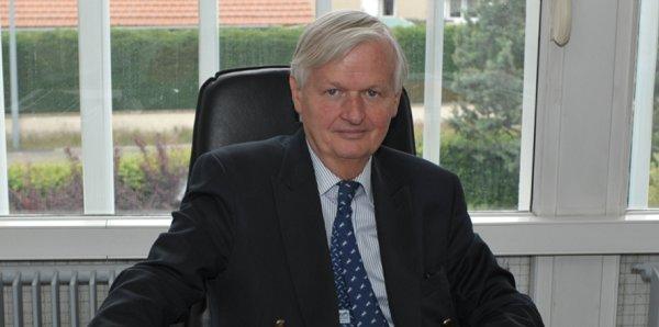 Grégoire Giraud, vice président du syndicat Unitex.
