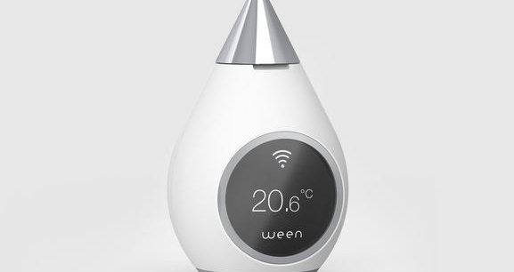 Ween, le thermostat intelligent simplifié