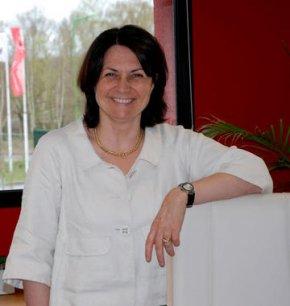 Sonia Dubès, présidente de Normandie Manutention (c) Normandie Manutention