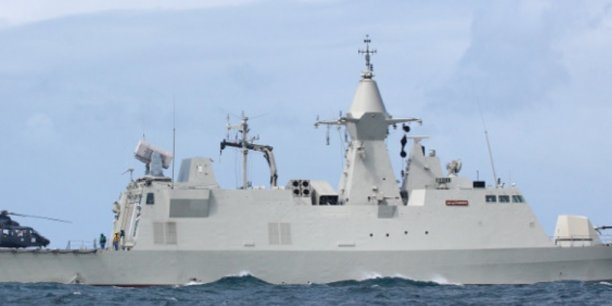 Privinvest a confirmé au nez et à la barbe de l'italien Leornardo (ex-Finmeccanica), la fourniture d'une série de bâtiments pour la marine angolaise.