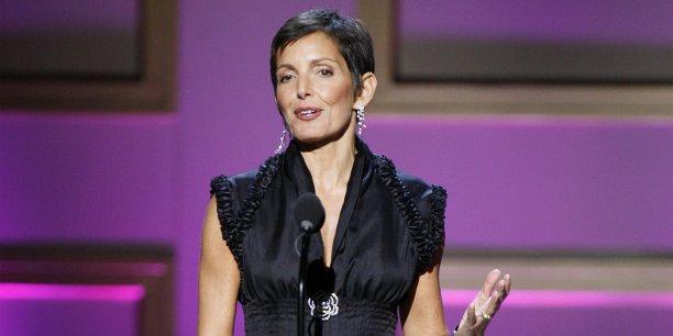 Maureen Chiquet laisse derrière elle, un bilan positif. (Photo: à New York, le 10 novembre 2008, lors de la cérémonie où Maureen Chiquet a reçu un Glamour Woman of the Year.)