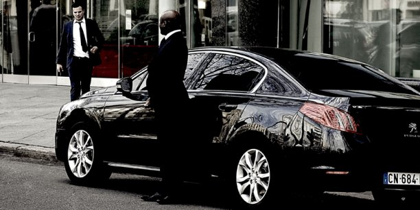 Gr ve des taxis le conflit expliqu en 10 points for Garage des taxis g7