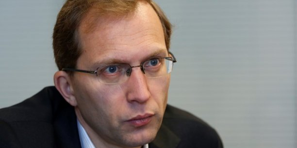 Henri Poupart-Lafarge, PDG d'Alstom