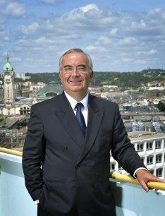 Jean-Pierre Limousin a été élu hier président du Conseil économique,social et environnement regional d'Aquitaine Limousin Poitou-Charentes