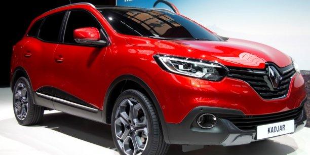 La première usine Renault-Dongfeng a été inaugurée ce lundi à Wuhan, dans le centre de la Chine, son crossover Kadjar sera le premier modèle produit dans l'usine.