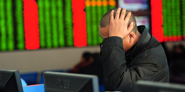 D'après Quartz, les escroqueries financières ont coûté 24 milliards de dollars à la Chine l'année dernière.