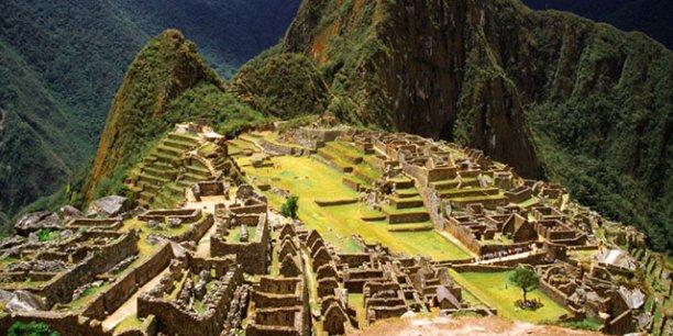 Le Machu Picchu, joyau du Pérou