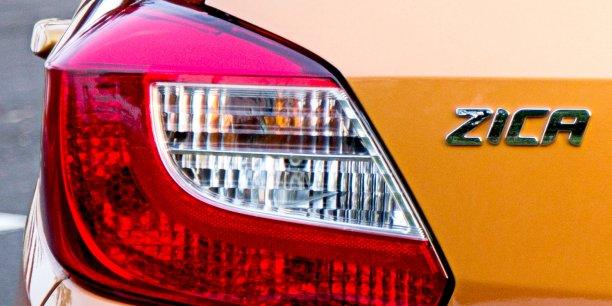 Le constructeur automobile indien Tata Motors doit présenter cette semaine sa citadine Zica lors du salon Auto Expo 2016 à New Delhi.