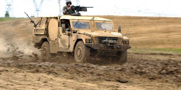 En 2015, le groupe a également signé un contrat pour la vente de 120 véhicules tactiques Sherpa Scout avec la garde nationale koweïtienne