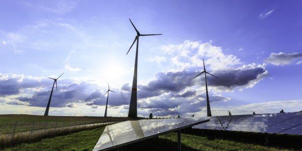 Les énergies renouvelables pèsent de plus en plus lourd dans l'activité des énergéticiens conventionnels.
