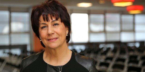 Michèle Bellan, la nouvelle présidente de l'Observatoire toulousain de l'immobilier d'entreprise