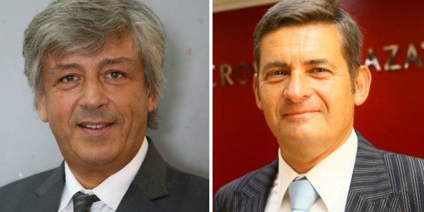 Interview croisée de Didier Cujives (Comité départemental du tourisme) et Didier Vincent (Crowne Plaza)
