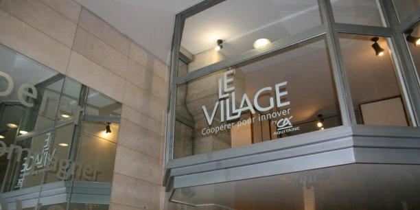 Le Village by CA ouvrira ses portes en plein cœur de Bordeaux sur 1.000 m2 et est destiné à accueillir à terme entre 20 et 30 startups.