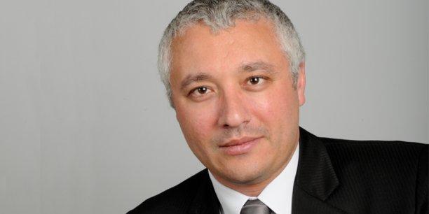 Alain Turby, conseiller communautaire délégué à la Métropole numérique de Bordeaux Métropole, maire de Carbon-Blanc