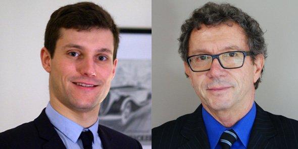 Sébastien Guérémy (RUI Ouest) et Christian Levon (RUI Est).