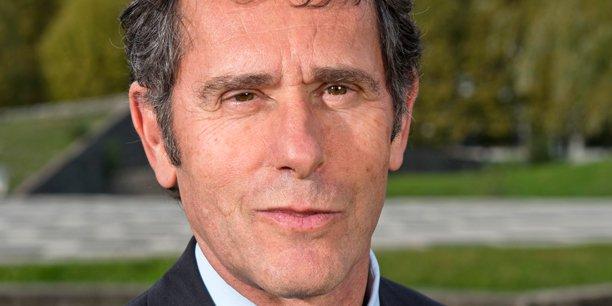 Patrick Lévy, président de la Comue université Grenoble Alpes.