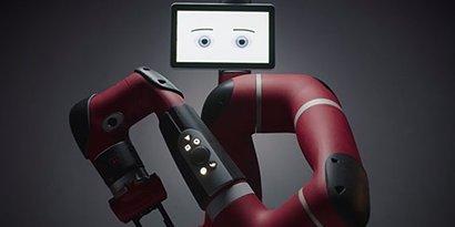 Avec Sawyer, le robot collaboratif, la société Humarobotics dans laquelle investit GT Logistics entend se faire une place de choix dans les usines du futur