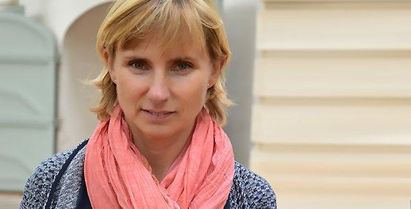 Patricia Augier, présidente du Comité scientifique et coordonnatrice du Femise