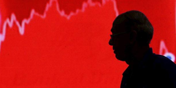 La dépression s'est de nouveau abattue jeudi sur les marchés mondiaux qui ont sévèrement décrochés.