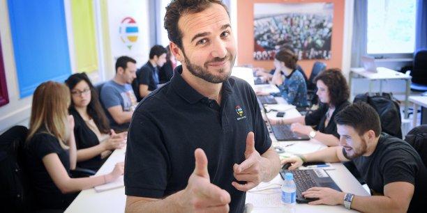 Serge Duriavig, fondateur de NightSwapping, espère atteindre le million de membres d'ici 2018.