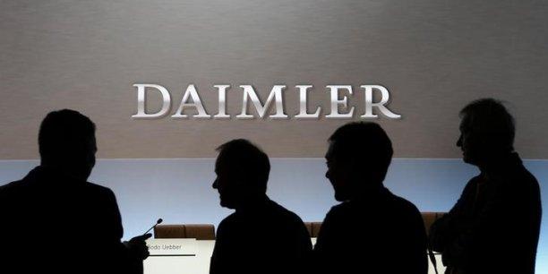 Daimler a réaffirmé, jeudi, que les recours collectifs sont «sans fondement» et qu'il «se défendra contre eux avec tous les moyens juridiques à sa disposition.