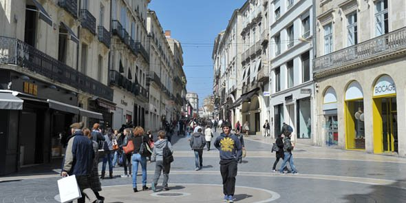 Montpellier philippe saurel rebat les cartes du centre ville - Location studio meuble montpellier centre ville ...