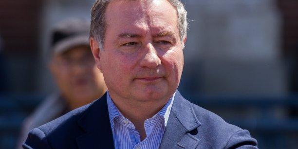 Le maire de Toulouse et président de Toulouse Métropole Jean-Luc Moudenc est président de l'association d'élu(e)s France urbaine.