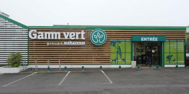 En rejoingnant les troupes des magasins Gamm vert, les jardineries du réseau développé par Maïsadour depuis 1975, entendent prendre le leadership dans le sud-ouest