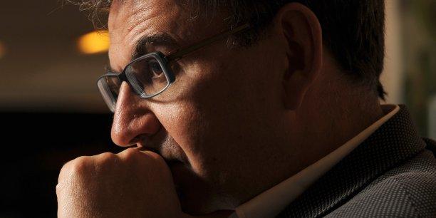 David Kimelfeld est désormais président de la métropole de Lyon.