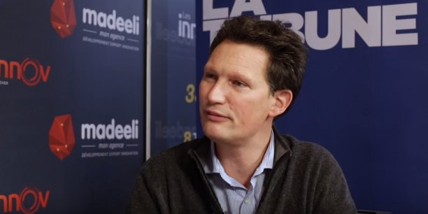 André Joly est le cofondateur de la société Simsoft 3D.