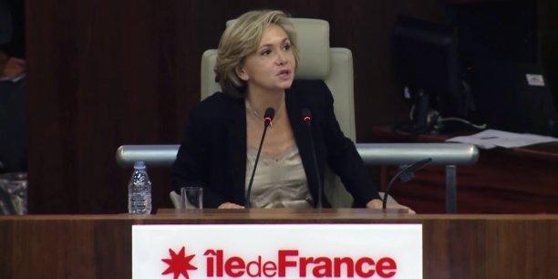 En sa qualité de présidente de région, Valérie Pécresse a aussi pris la présidence de l'établissement public foncier d'Île-de-France.