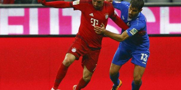 Le club bavarois de Franck Ribery a lancé la semaine dernière la nouvelle chaîne du club qui fournira des contenus 24h/24 et 7j/7 aux fans du Bayern.