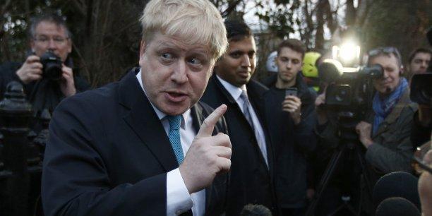 Le maire de Londres a confié avoir eu beaucoup de mal à prendre cette décision, lui qui a dit aimer l'Europe et la ville de Bruxelles, où il a longtemps vécu.