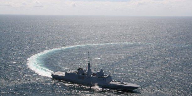 La location de frégates française à la marine grecque est discutée de longue date, a rappelé le ministre adjoint de la Défense grec, Fotis Kouvelis.