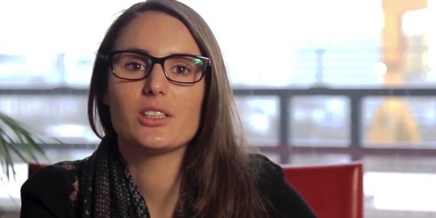 Anaïs Vivion, fondatrice de BeApp.