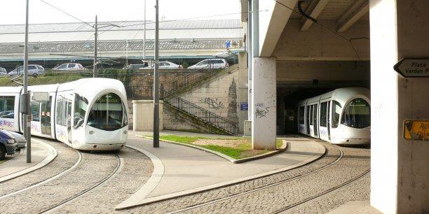 Le tramway T1 ne circulera pas.