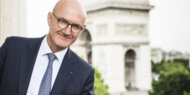 Jean-Michel Arnaud, président du groupe Domaines Publics.