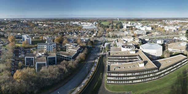 La technopole Rennes Atalante Beaulieu affiche à ce jour un total de 18.277 emplois, en majorité des postes d'ingénieurs et de cadres.