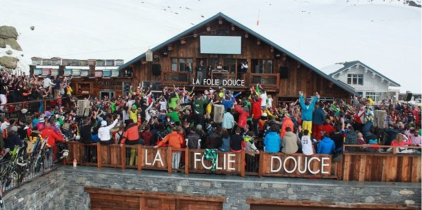 La Folie Douce Val Thorens Steadlane Club