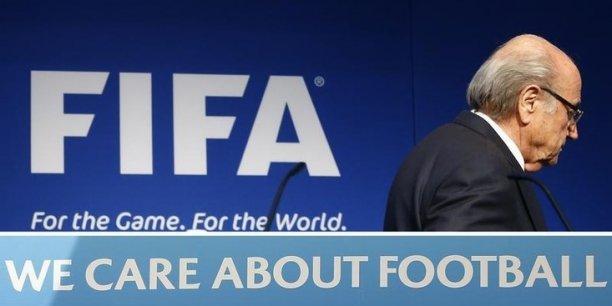 Michel Platini et Sepp Blatter ont été suspendus six ans en appel.