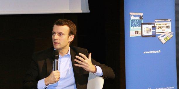 Pour Emmanuel Macron, le plafonnement des indemnités prud'homales et la clarification de la définition des licenciements économiques vont «permettre de sortir du dualisme du marché du travail en autorisant les plus fragiles à accéder à un CDI dès lors que l'employeur n'aura plus peur du coût de la rupture