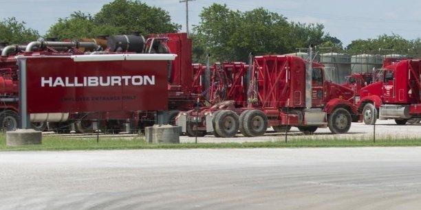 En janvier, Halliburton a annoncé être disposé à vendre des actifs dont le chiffre d'affaires représentait au total 5,2 milliards de dollars en 2013, pour tenter de remporter le feu vert des autorités antitrust américaines.