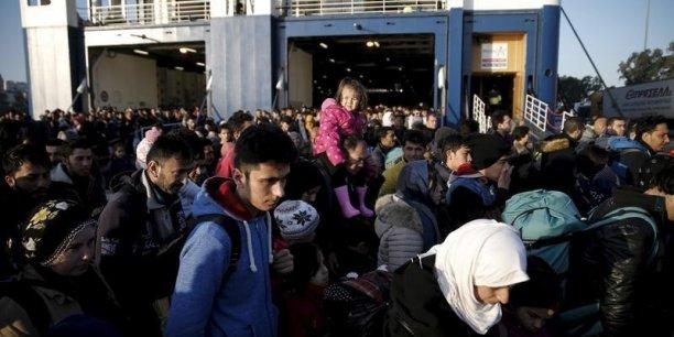 Les pays des Balkans ont emboîté le pas à l'Autriche qui a décidé de limiter l'entrée des migrants.