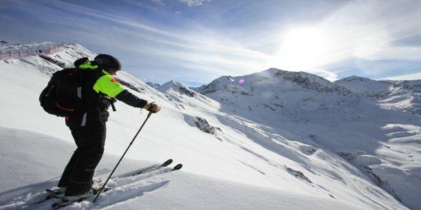 Les Pyrénées connaîtront un moindre enneigement dans les décennies à venir.