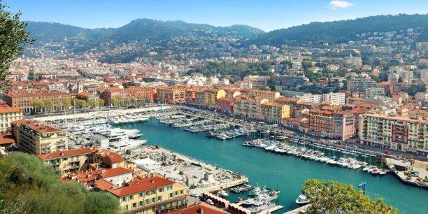 Nice est la deuxième ville la plus visitée de France, après Paris.