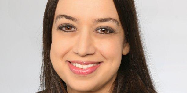 Valérie Thérond vient d'être nommée directrice Orange Centre Est