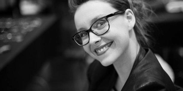 Maryne Cotty-Eslous, fondatrice de Projet Lucine