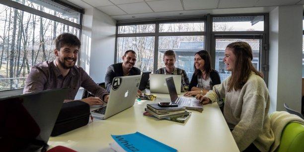 Au sein de Savoie Technolac, un incubateur est spécialement dédié aux étudiants-entrepreneurs.